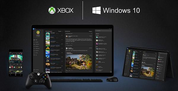 Windows 10 Xbox