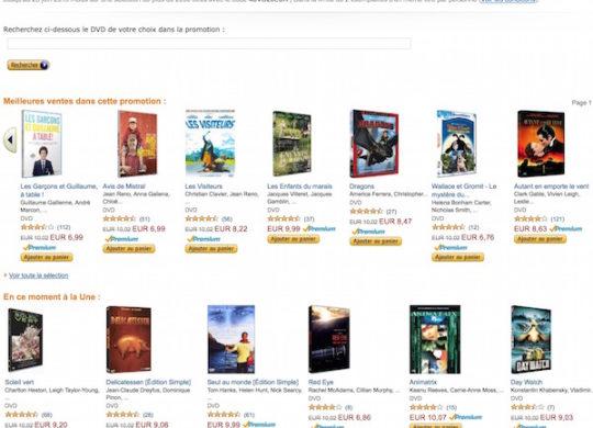 amazon 4 dvd 20 euros