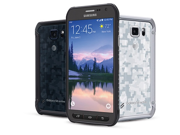 Galaxy S6 Active Officiel 2