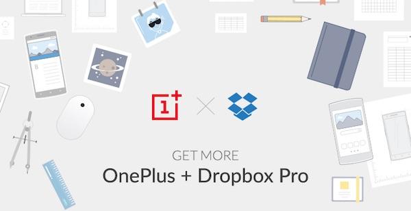 OnePlus Dropbox