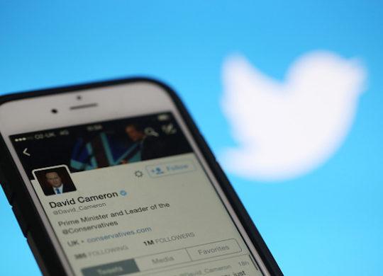 Twitter iPhone