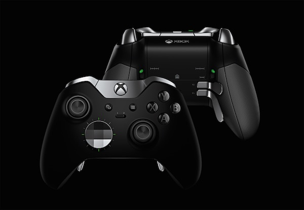 Xbox One Manette Elite Avant Arriere