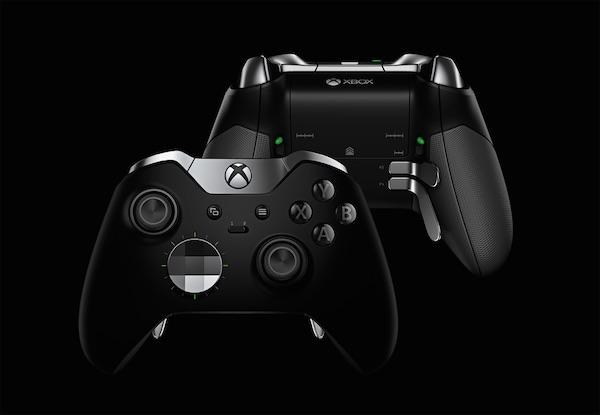 Xbox One Manette Elite Avant Arriere
