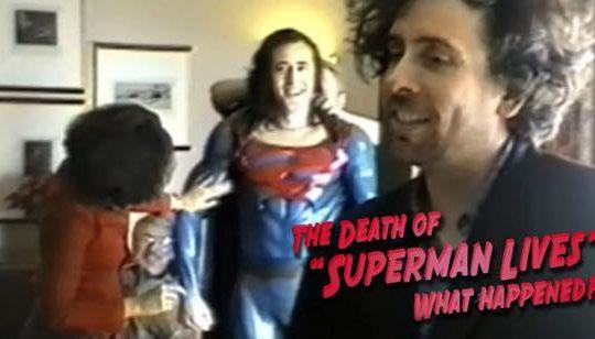 Death of Superman lives