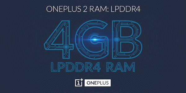 OnePlus 2 4 Go RAM