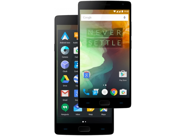 OnePlus 2 Officiel Avant