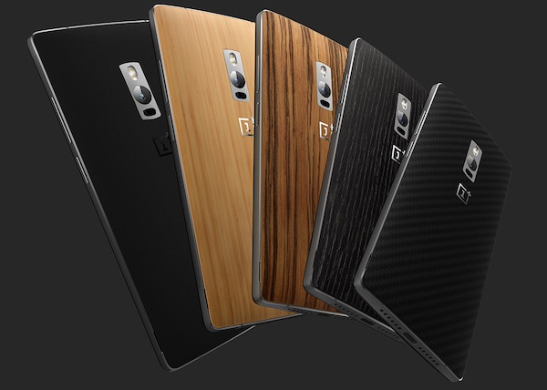 OnePlus 2 Officiel Differentes Coques