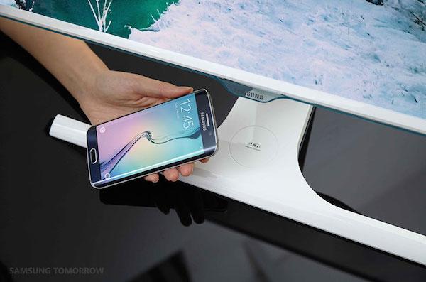 Samsung Ecran SE370 Recharge Sans Fil Smartphone