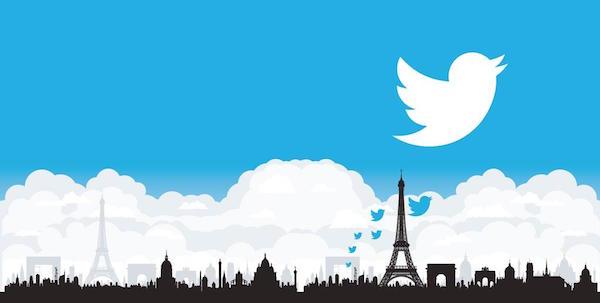 Twitter Paris Tour Eiffel