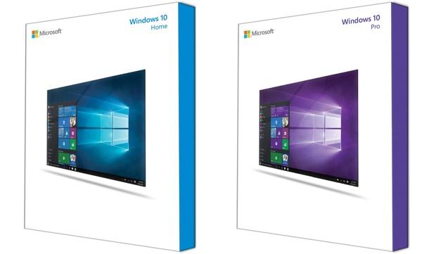 Windows 10 Boite