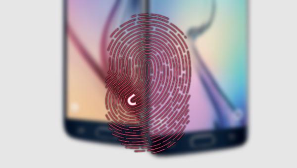 Android Empreinte