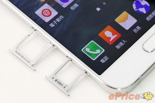 Galaxy Note 5 MicroSD