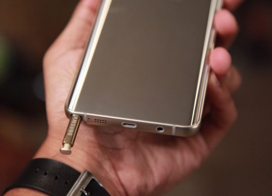 Galaxy Note 5 Stylet Officiel