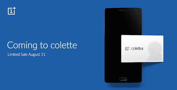 OnePlus 2 Colette