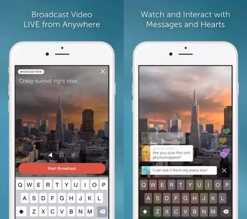 Periscope-Application-iPhone
