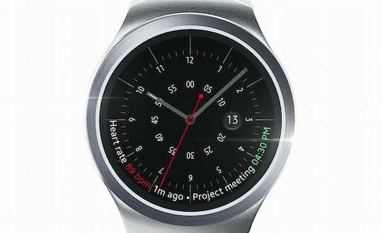 Tease Samsung Gear S2 2