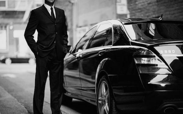 Uber Mercedes