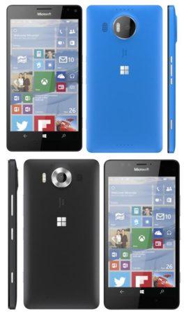 lumia 950 fuite
