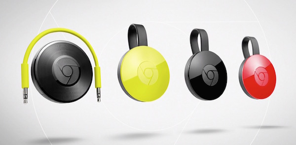 Chromecast 2 Chromecast Audio