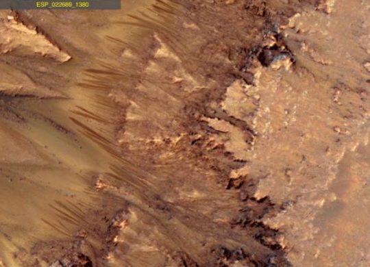 Eau sur Mars 2