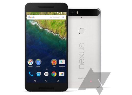 Fuite Nexus 6P