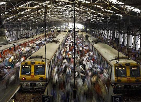 Gare Train Inde