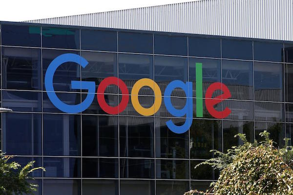 Google Nouveau Logo Batiment