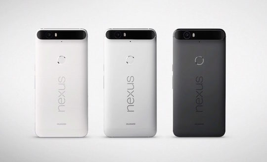 Nexus 6P Arriere