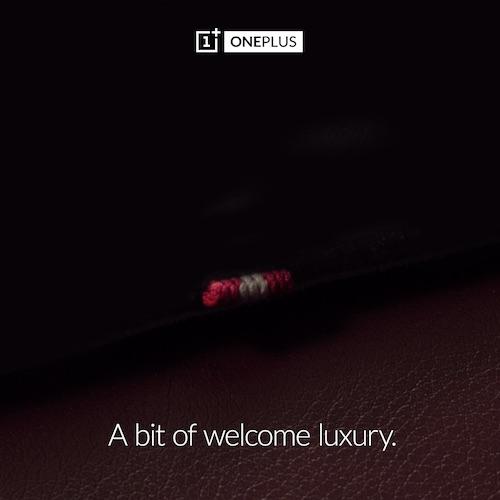 OnePlus Luxueux