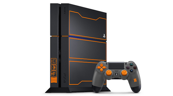 PlayStation 4 Edition Call of Duty Black Ops 3