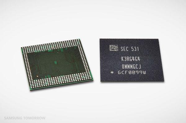 Samsung 6 Go RAM Smartphone