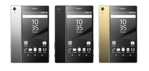 Sony Xperia Z5 Officiel