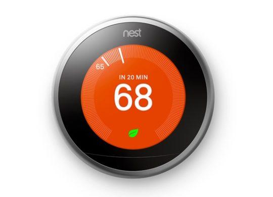 Thermostat Nest 3