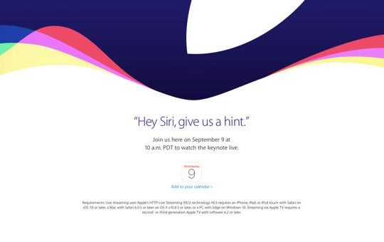 invitation-keynote-Apple-9-septembre