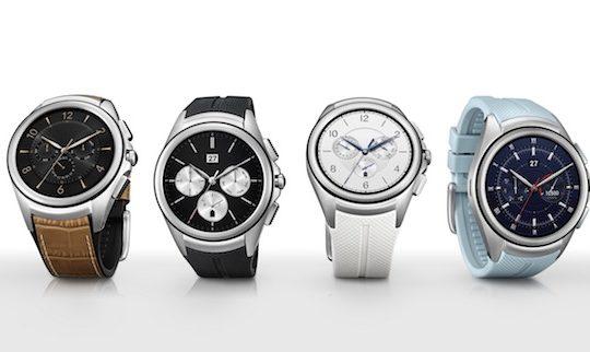 LG Watch Urbane 2e Generation