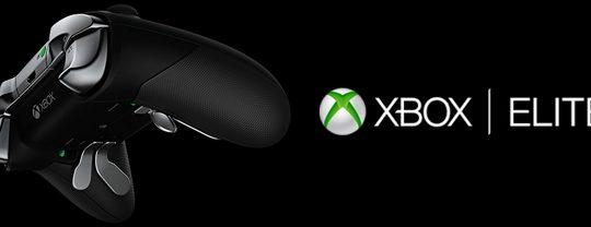 Manette Xbox One Elite 2