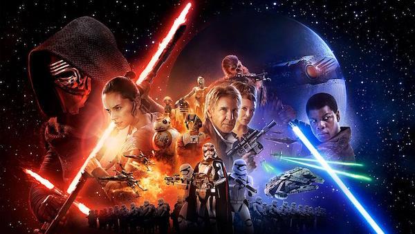 Star Wars Reveil Force
