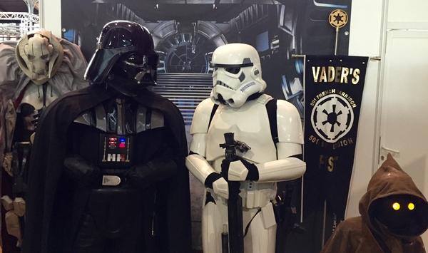 Comic Con Paris - Vador