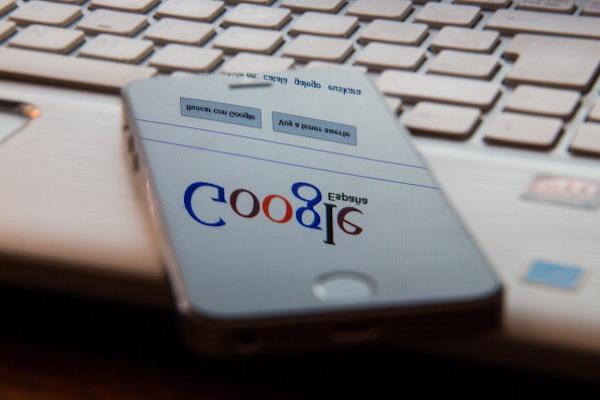 iPhone 5s Google