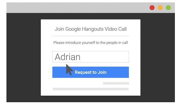 Google Hangouts Rejoindre Sans Compte Google