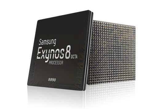 Samsung Processeur Exynos 8 Octa 8890