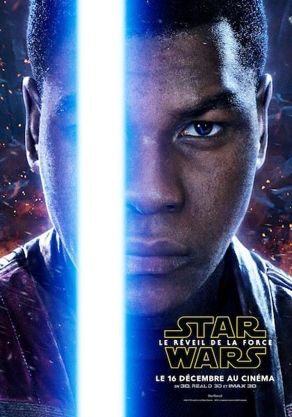 Star Wars Reveil Force Affiches Acteur 5