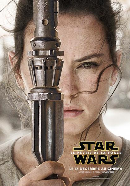 Star Wars Reveil Force Affiches Acteur