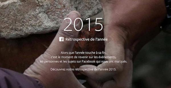 Facebook Resume 2015