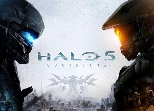 Halo 5 – Header