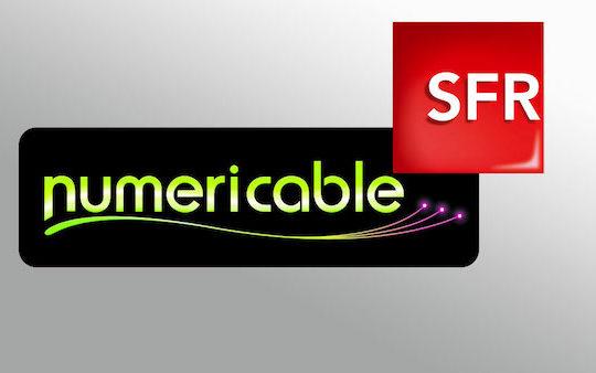 Numericable SFR Logos