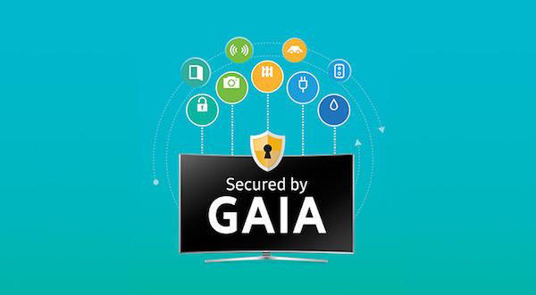 Samsung GAIA Television