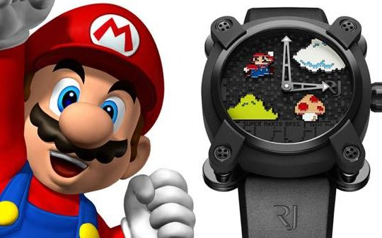 Super-Mario-Bros-Montre-Romain-Jerome-30em-anniversaire