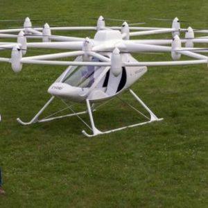 Image article Taxis volants : les premiers vols d'essai (très) bientôt en Ile-de-France