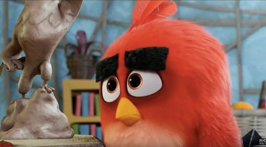 Angry birds bande annonce